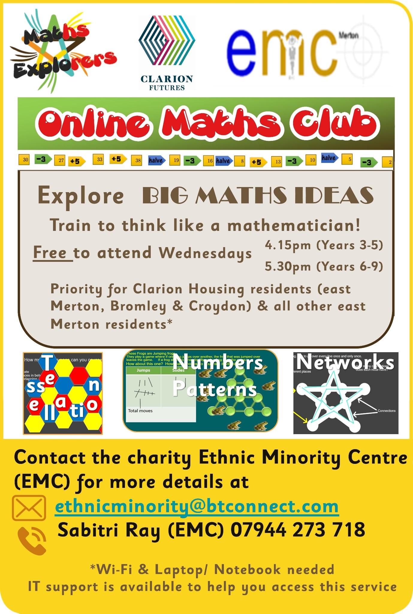 Maths Explorer